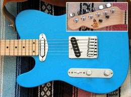 Mark Addeo's Baritone Tele