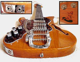 Mark Addeo's Amazing StereOcaster