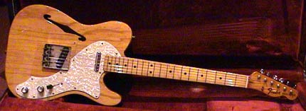 Winand Bijlmakers' 1969 Tele Thinline